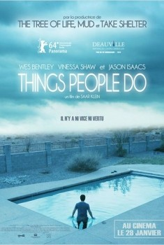 Things People do (2014)