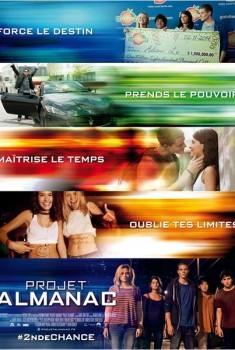 Projet Almanac (2014)