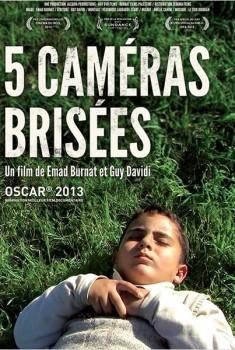 5 Caméras Brisées (2011)