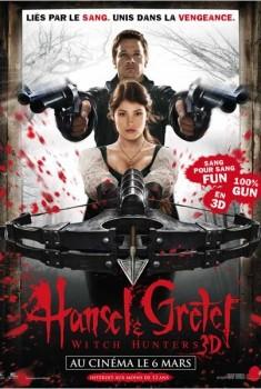 Hansel & Gretel : Witch Hunters (2013)