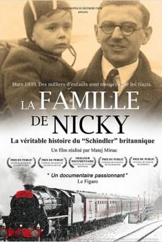 La Famille de Nicky, le Schindler britannique (2012)