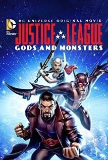 les Aventures de la Ligue des justiciers - Dieux et monstres (2015)