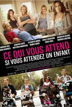 Ce qui vous attend si vous attendez un enfant (2012)