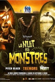 LA NUIT DES MONSTRES (2013)