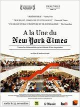 A la une du New York Times (2011)