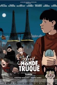 Avril et le monde truqué (2013)