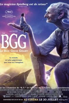 Le BGG – Le Bon Gros Géant (2016)