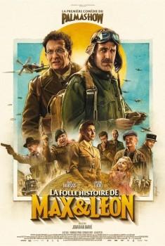 La Folle Histoire de Max et Léon (2015)