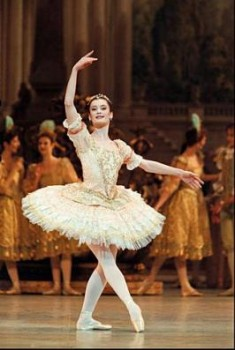 La Belle au Bois Dormant (Royal Opera House) (2016)