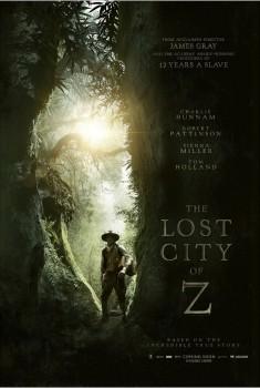 Lost City of Z - La Cité perdue de Z (2016)